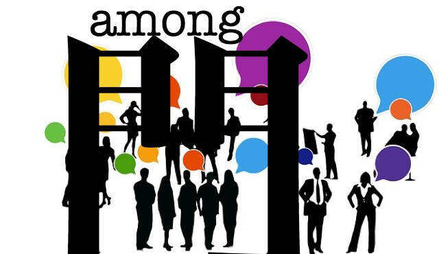 Among meaning image0